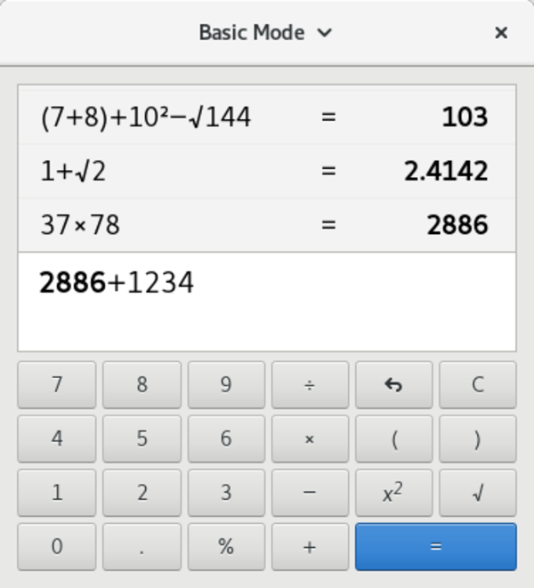 gnome-calculator